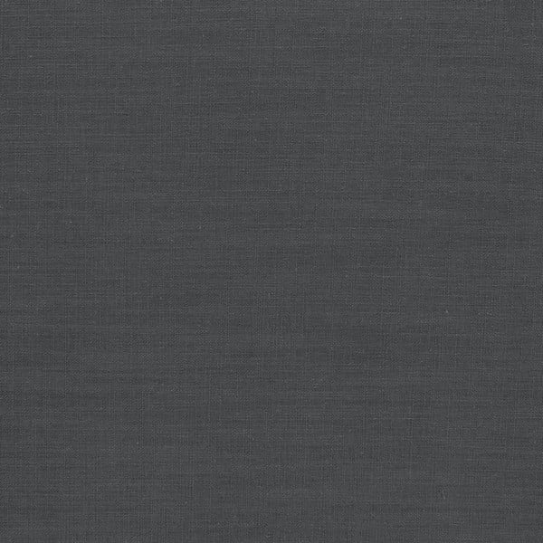 Tmavě šedé křeslo Vivonita Coraly