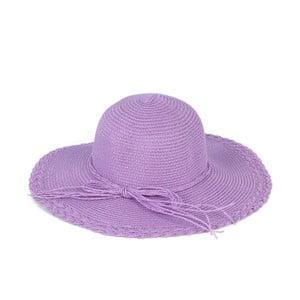 Fialový klobouk Art of Polo Ginger
