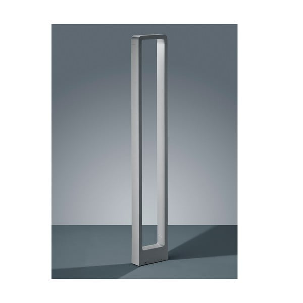 Venkovní stojací světlo Reno Titanium, 100 cm