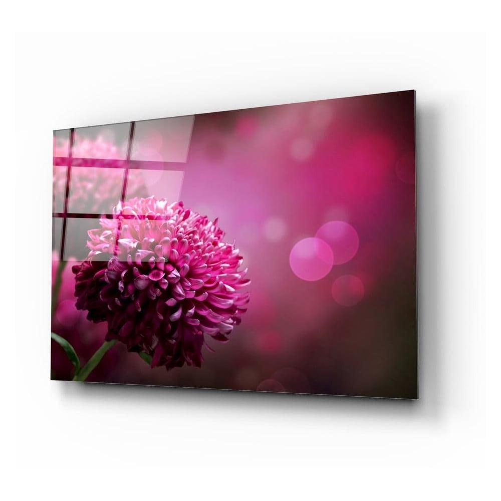 Skleněný obraz Insigne Flower II.