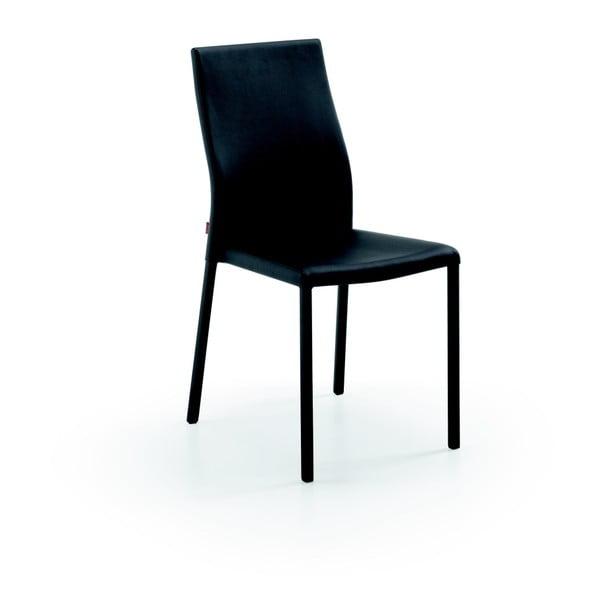 Židle Aura, černá