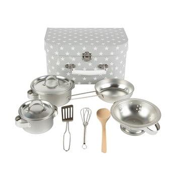 Set de bucătărie pentru copii Sass & Belle, gri imagine