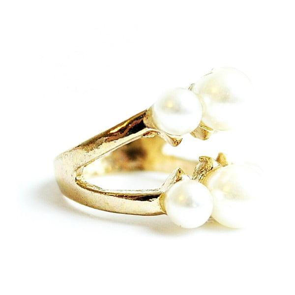 Prsten Biting Pearl