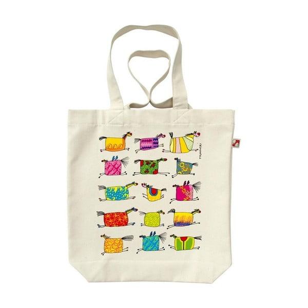 Plátěná taška Splašení