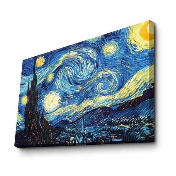 Nástenná reprodukcia na plátne Vincent Van Gogh, 100 × 70 cm