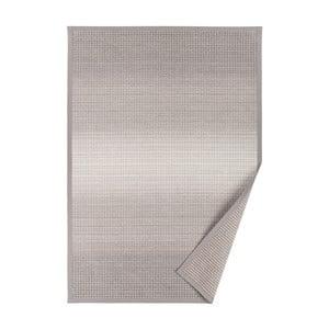 Covor reversibil Narma Moka, 160 x 230 cm, gri bej