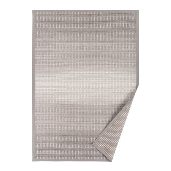 Moka szürkésbézs, mintás kétoldalú szőnyeg, 160 x 230 cm - Narma