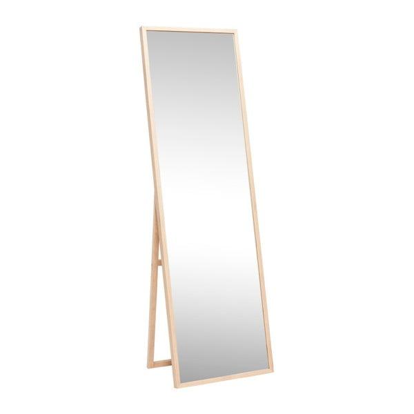 Oglindă de podea Hübsch Oak Floor Mirror, 52 x 167 cm
