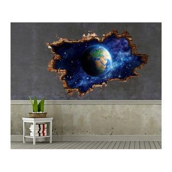 Autocolant de perete 3D Art Michiel, 70 x 45 cm