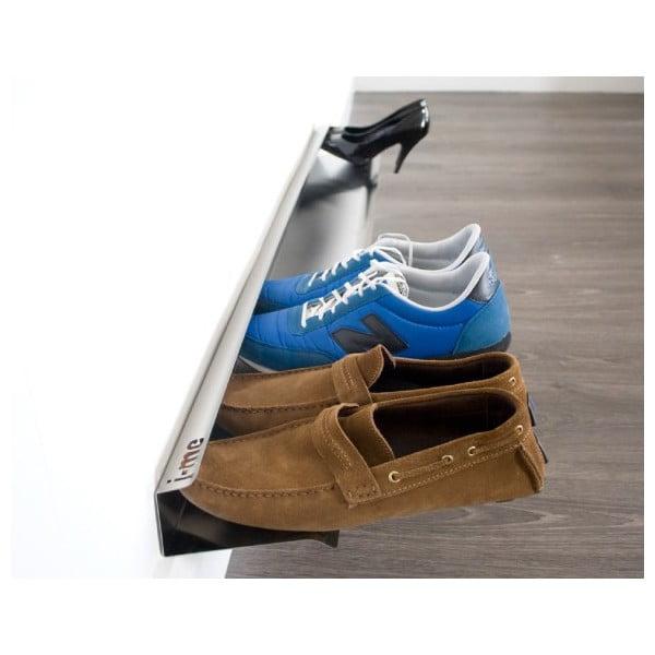 Police na boty J-ME Shoe Rack nerez, 120 cm