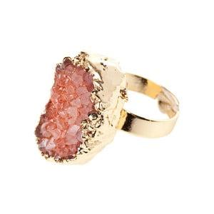 Dámský prsten ve zlaté barvě NOMA Martina