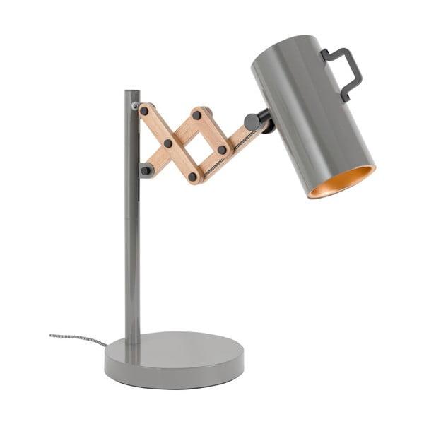 Flex szürke asztali lámpa - Zuiver