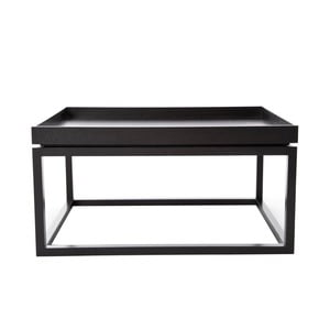 Černý konferenční stolek NORR11 Tip