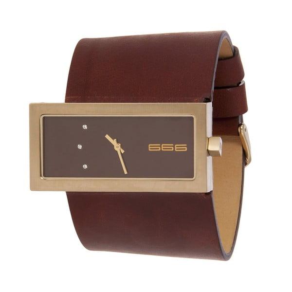 Dámské hodinky Watch Midnight Gold/Brown