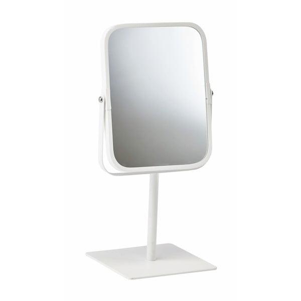 Bílé stolní zrcadlo Aquanova Moon