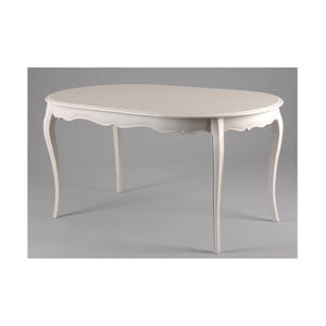 Oválný jídelní stůl Amadeus, 150x90 cm