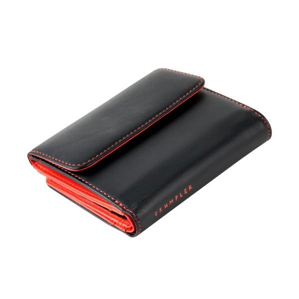 Peněženka Compli Kate, černá/oranžová