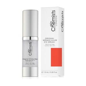 Oční sérum proti vráskám Skin Chemists,Wrinkle Killer Original Serum+, 15 ml