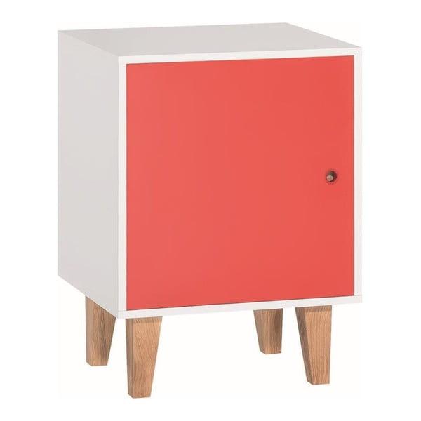 Concept piros-fehér szekrény - Vox