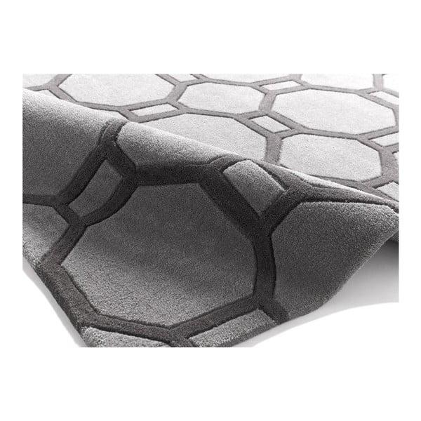 Koberec Hongkong Fade Grey, 150x230 cm