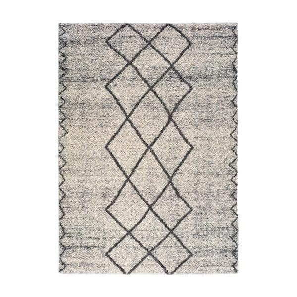 Šedý koberec Universal Atlas Middle, 80 x 150 cm