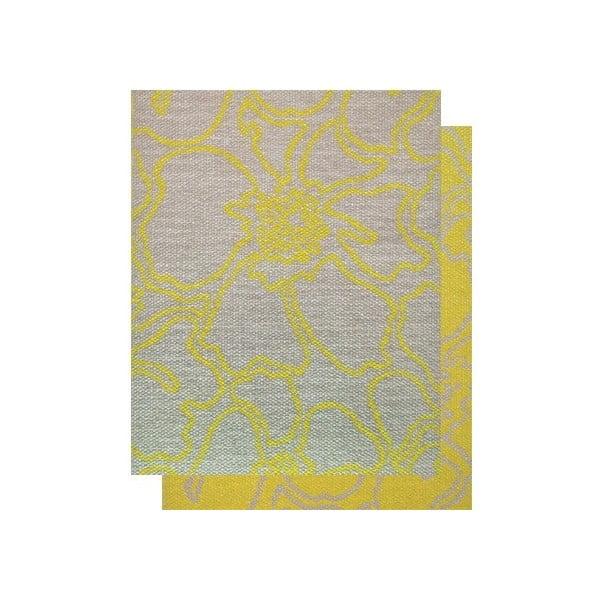 Vysoce odolný oboustranný koberec Flou V1, 60x120 cm