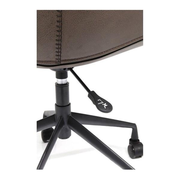 Béžová kancelářská židle Kare Design Lounge