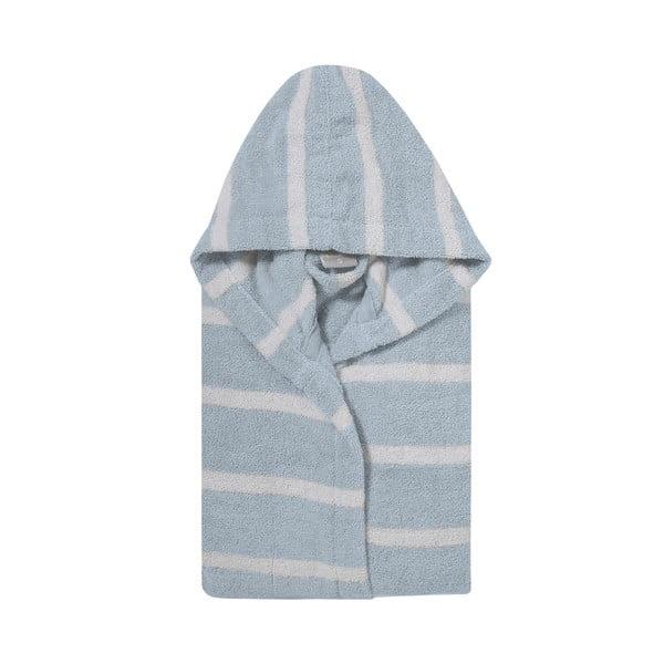 Dětský župan Menton Blue, vel.110/116