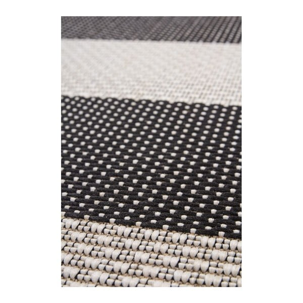 Koberec Tropical 390 Black, 160x230 cm