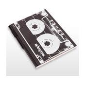 Skicák s tužkou Mixtape, 21x29,7 cm