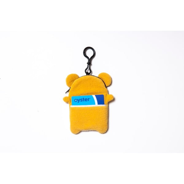 Plyšový obal na telefon, MP3 či klíče Ricecracker
