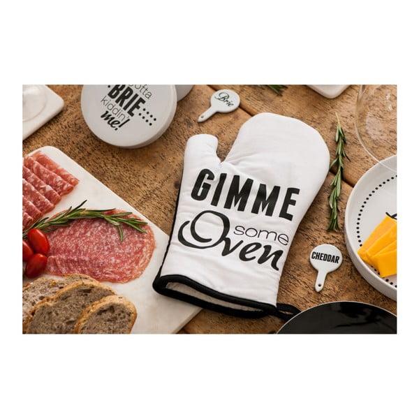Kuchyňská chňapka z bavlny Premier Housewares Pun and Games
