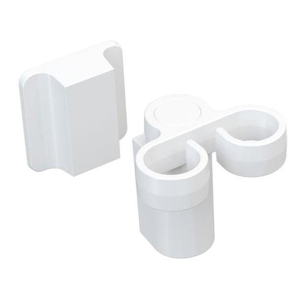Magnetický držák na kartáč, bílá