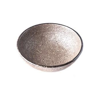 Bol din ceramică MIJ Earth,ø13cm, bej