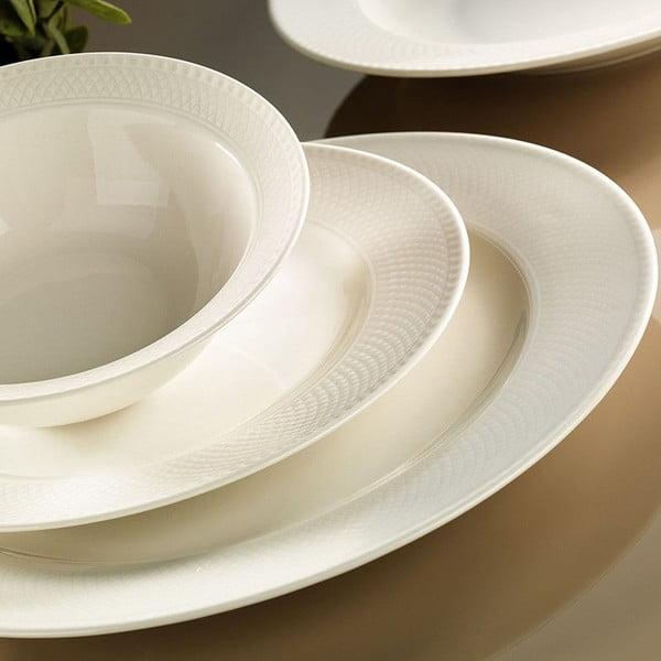 24dílná sada porcelánového nádobí Kutahya Parello