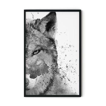 Tablou cu ramă Insigne Foxy,46x72cm
