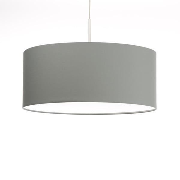 Světle modré stropní světlo Artist, variabilní délka, Ø 60 cm