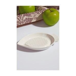 Bílý porcelánový lis na česnek Kutahya Garla