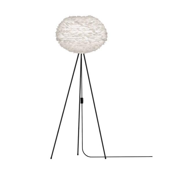 Abajur cu pene de gâscă VITA Copenhagen EOS, Ø 65 cm, alb