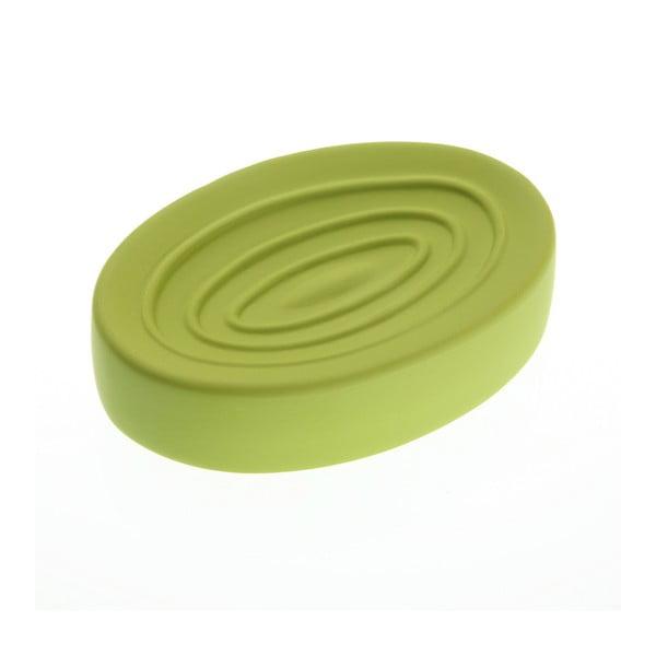 Zelená nádoba na mydlo Versa Clargo