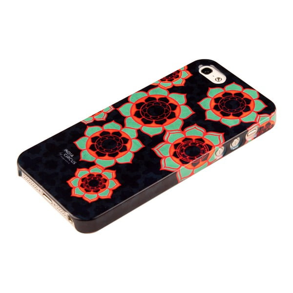 Obal na iPhone 5/5S Flower Rings