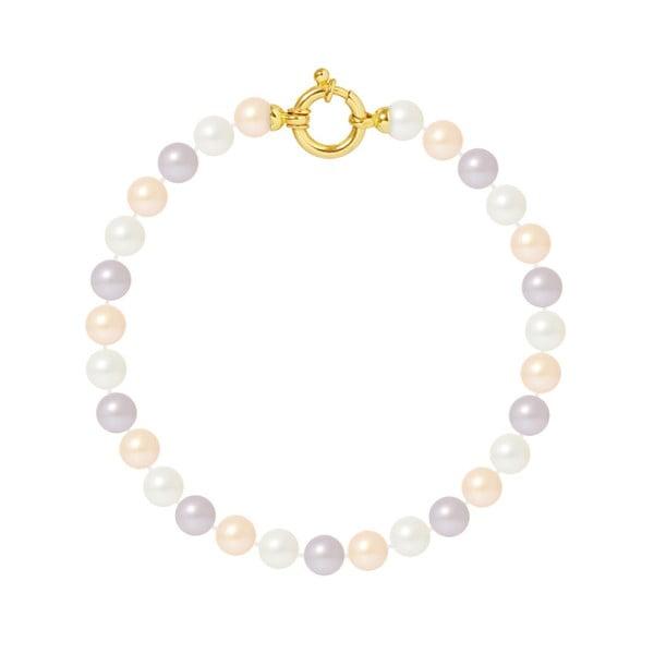 Náramek s říčními perlami Eliana