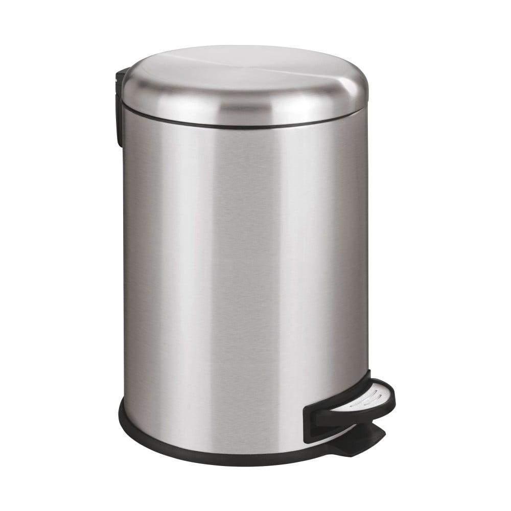 Nerezový odpadkový koš Wenko Bin, 20 l