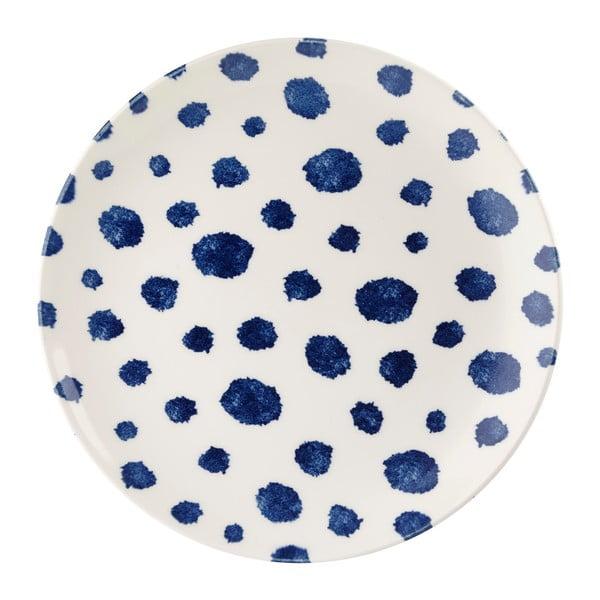 Sada 6 ks talířů Inkie, 22,5 cm
