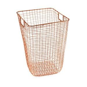 Koš na prádlo Design Ideas Cabo Copper