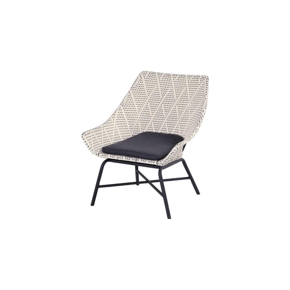 Béžová zahradní židle Hartman Delphine