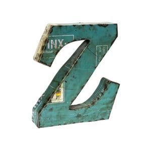 Písmeno Alfabeto Z