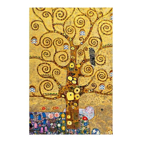 Maxi plakát Tree of Life Swirl, 115x175 cm