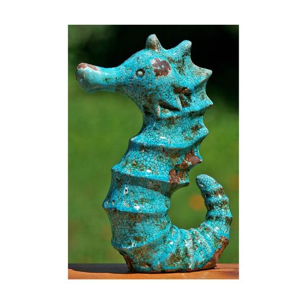 Dekorativní socha Seahorse Fina