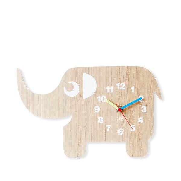 Nástěnné hodiny Elephant